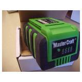 Master Craft 40V Lithium-ion Battery