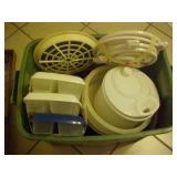 Box Lot of Plastic Kitchenware