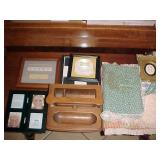 Cloth Book Cover and More Lot