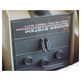 Singer System Vacuum