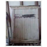 Enclosed Antique Cotton Scales