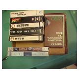 VHS (Beta) Tape Lot