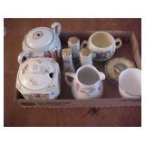 Box Lot - Miscellaneous Glassware