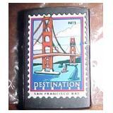 Silver Zippo Lighter - San Fransico