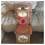 antique telephone toy