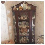 curved hutch