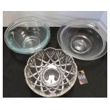Vintage Bowls & Pyrex Bowls