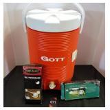 Gott Beverage Cooler & Golf Ball Monogrammer