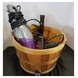 Bushel Basket of Tools