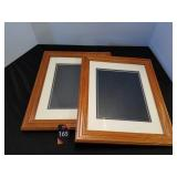 Picture Frames 8x10 Matted