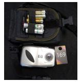 HP Photosmart 318 Camera with Case
