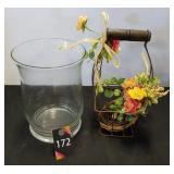 Vase & Spring Decor