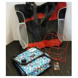 Tote, Lunch Bag & Book Holder