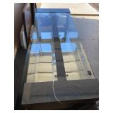 "82""Hx32""Wx19""D Display Cabinet"