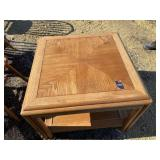 "30"" Sq End Table"