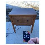 Vintage Kenmore Sewing Machine & Cabinet