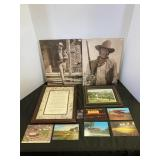 John Wayne Memorabilia
