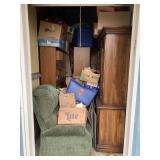 Complete Contents of Storage Unit in LA CROSSE