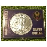 2019 silver eagles