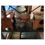stools--we got some