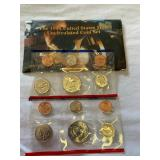 1995 P& D U.S. Mint uncirc. coin set