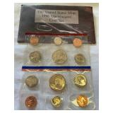 1996 Uncirc. U.S. Mint coin set P&D