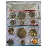1976 U.S. Mint coin set P&D
