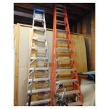 strong step ladders