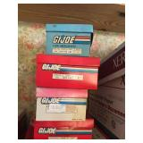 GI Joe boxes