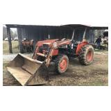 TRACTORS, FARM EQUIPMENT, TRUCKS, TOOLS, FIREARMS