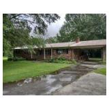 3-Bedroom Brick Home On 5.7 Acres; Trinity, Alabama