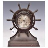 Chelsea Ships Bell Clock