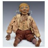 Folk Art Marionette