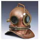 Russian/Soviet Naval Diving Helmet