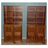 Pair Of Mogens Koch Modular Cabinets