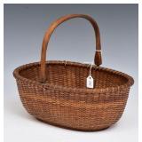 Nantucket Oval Basket