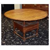 Pennsylvania Hutch Table