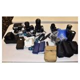 Group of Minolta Camera Equipment