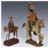 Folk Art Sculptures (2)