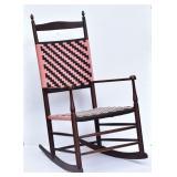 Shaker #7 Rocking Arm Chair