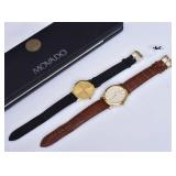 Raymond Weil and Movado Watches