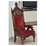 Gothic Revival Armchair