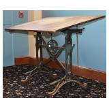 Keuffel and Esser Drafting Table