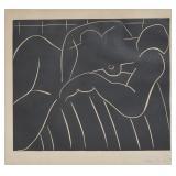 Henri Matisse Lino-Cut