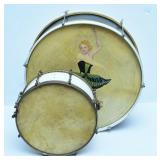 Two Leddy Drums