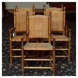 F.A. Sinclair - Set of Five Armchairs