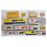 Group of Boxed Dinky Toy Cars