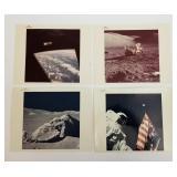 NASA  Apollo 17 Photographs/ Autograph