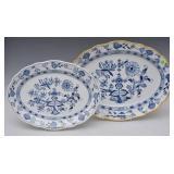 Meissen Porcelain Blue Onion