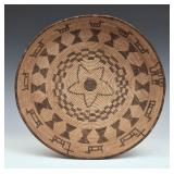 Apache Native American Basketry Tray